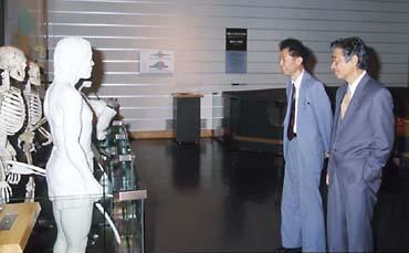 国立民俗博物館にて